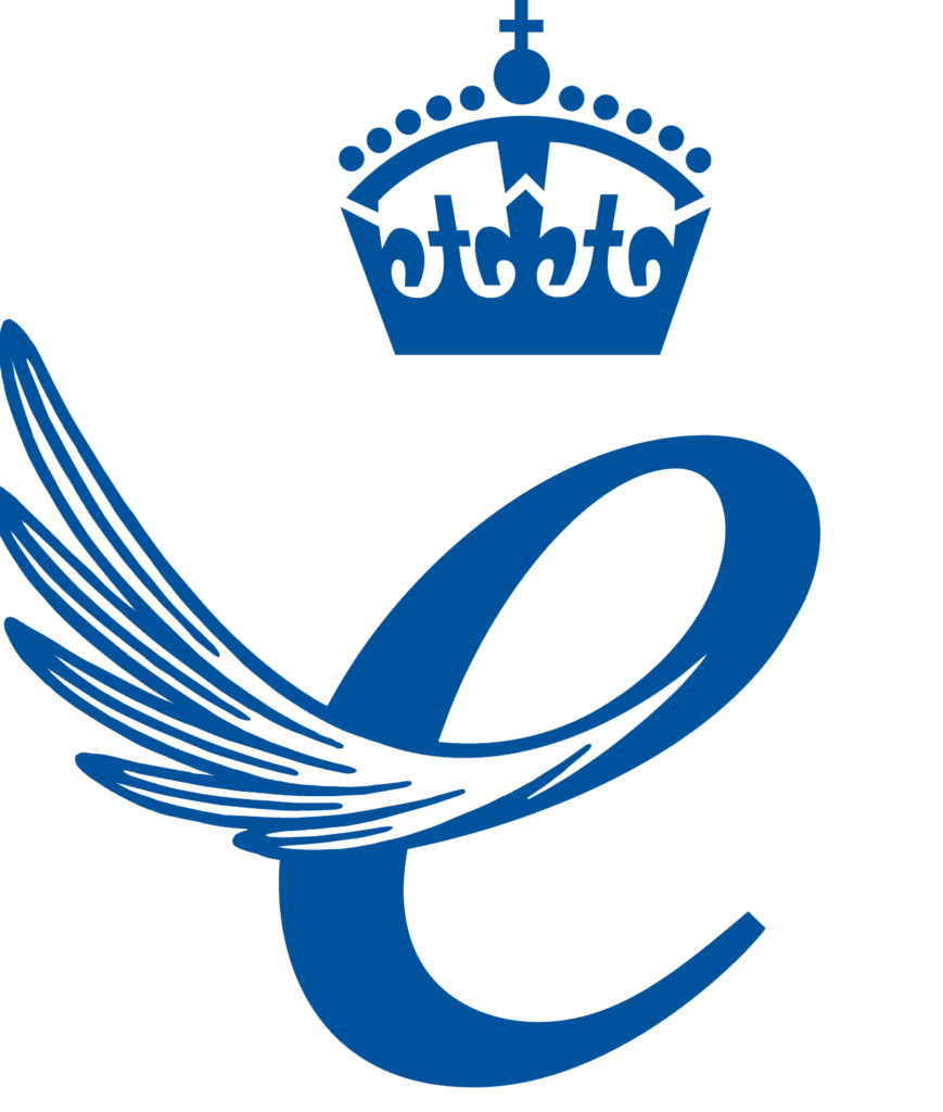 Queens Award Logo Attenborough Medical